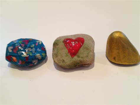 paper weight craft paper weight fathers day you rock paper weights
