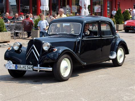Citroen Cv by File Citroen 11 Cv 1954 P1 Jpg Wikimedia Commons