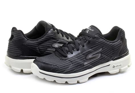 skechers knit shoes skechers shoes fit knit 53981 bkw shop for