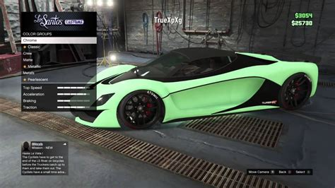 glow in the paint car gta5 glow in the car paint