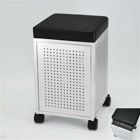 storage stool bathroom square single bathroom storage basket stool view storage