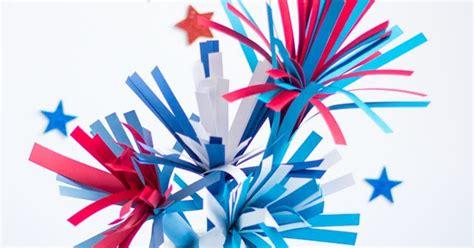 paper fireworks crafts diy paper fireworks centerpiece design improvised