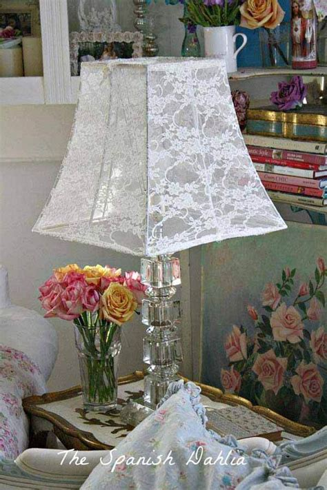 lace crafts projects 22 mesmerizing diy lace crafts to beautify your home