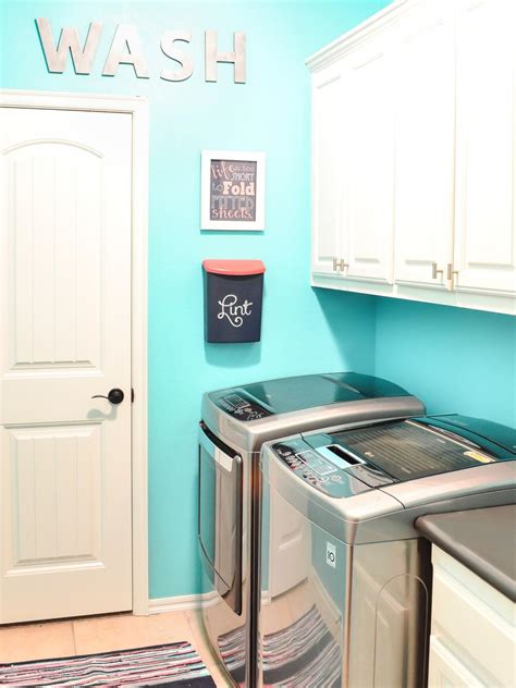 laundry room storage ideas 15 clever laundry room storage ideas hgtv