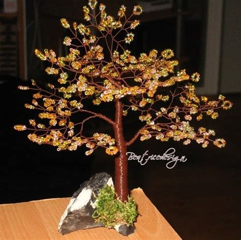 beading tree beaded tree make your own 183 how to make a wire tree 183