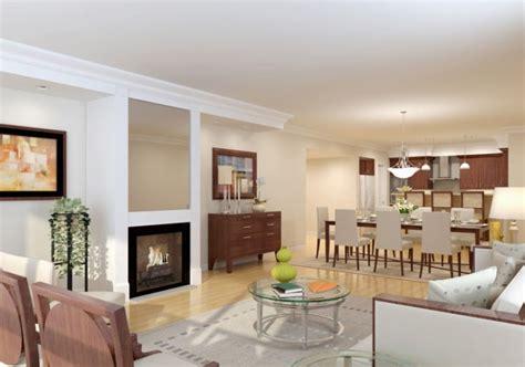 modern european living dining room design ideas interior