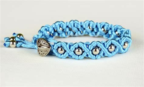 how to make macrame jewelry the gallery for gt macrame bracelet patterns easy