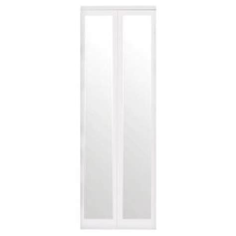 home depot mirrored closet doors impact plus 30 in x 80 in mir mel mirror solid