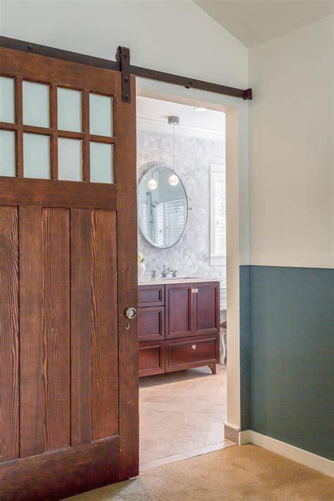 barn door ideas for bathroom photos hgtv
