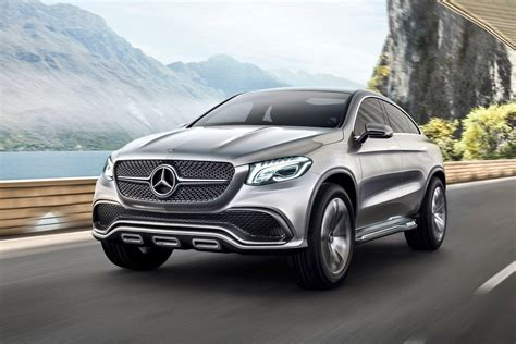 Mercedes Suv Pictures by Mercedes Concept Coupe Suv Pictures Auto Express