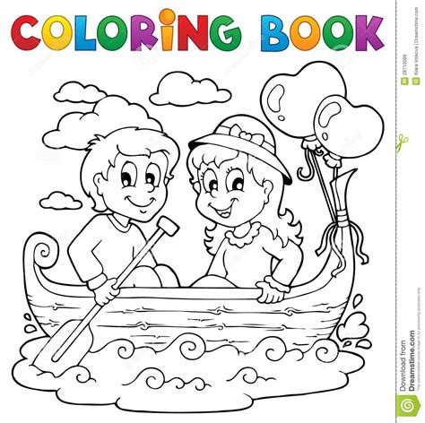coloring picture of book coloring book