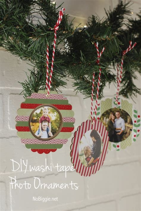 washi ornaments 50 diy ornaments turning the x tree into a