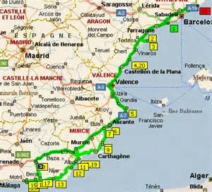 Infos sur : cote espagnole mediterranee   Arts et Voyages