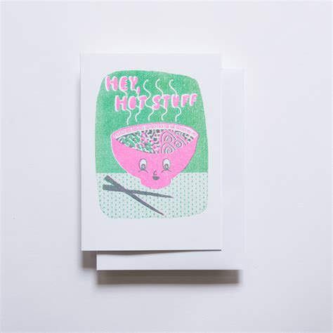 card stuff new risograph cards and prints from yellow owl workshop
