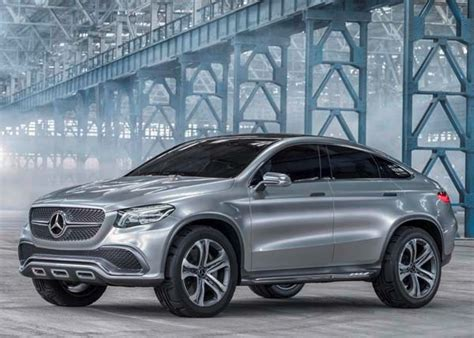 Mercedes New Models by Mercedes Concept Coupe Suv Hints At New Model