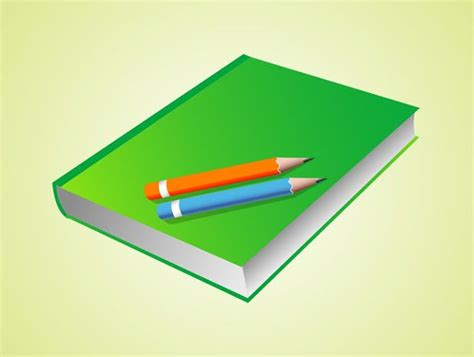 pictures of books and pencils 19 book vectors eps png jpg svg format