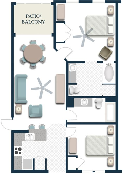 marriott grand chateau 2 bedroom villa floor plan 28 marriott grand chateau 3 bedroom villa floor plan
