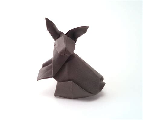 origami david brill origami rabbits and bunnies page 1 of 3 gilad s