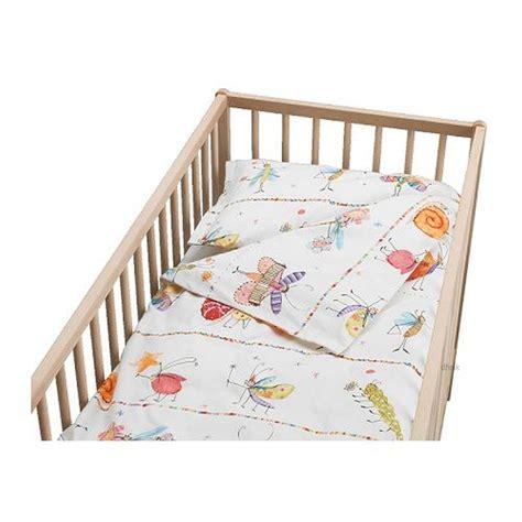 baby duvet covers for crib ikea hokus crib duvet cover pillowcase set fairies