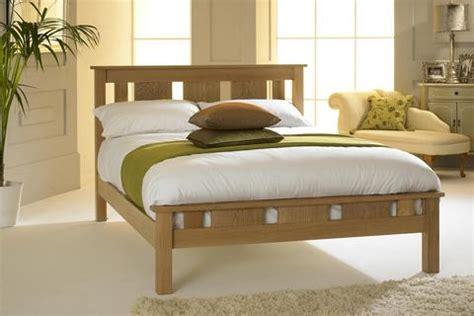 120cm bed frame solid oak bed frames the oak bed store