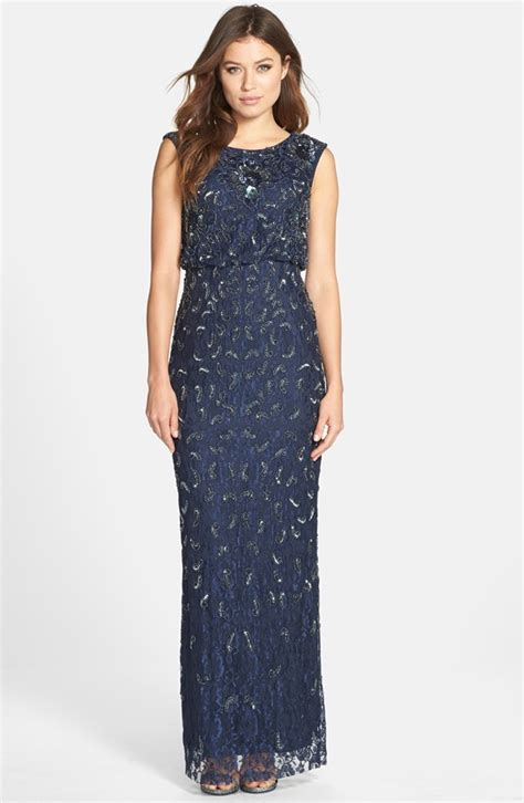 navy beaded dress navy blue beaded dress for a wedding