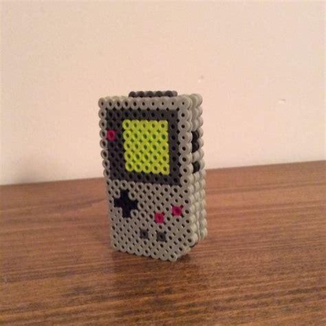perler gameboy perler bead gameboy crafty amino
