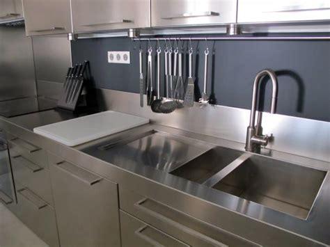 inox autocollant pour cuisine photos de conception de maison agaroth