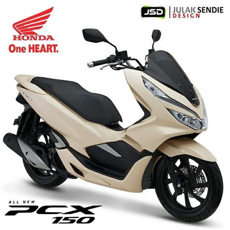 Pcx 2018 Lokal Warna by Warna Honda Pcx 2018 Light Gold Bmspeed7 Com 187 Bmspeed7