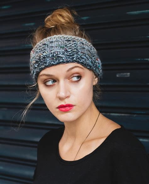 how to make a headband with a knitting loom the and arrow free knitting pattern sheep and stitch