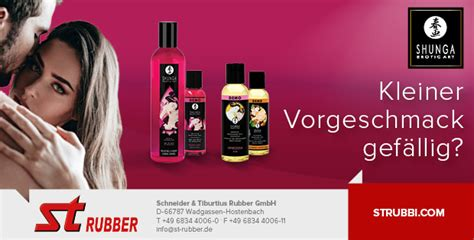 rubber st press shunga now available as testers at st rubber ean