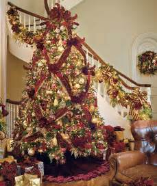frontgate decorated trees 5 steps to a dazzling designer tree frontgate