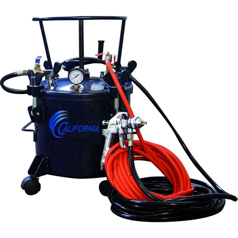 home depot paint sprayer hose california air tools 5 gal pressure pot paint sprayer