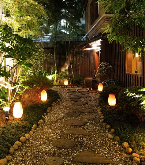 landscape path lighting illuminating your path using landscape lighting to define