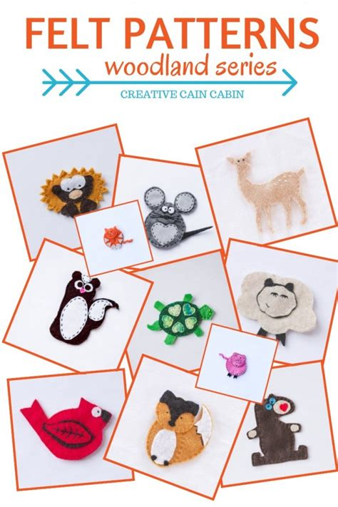 free ornament craft patterns 16 best photos of felt animal ornament patterns free