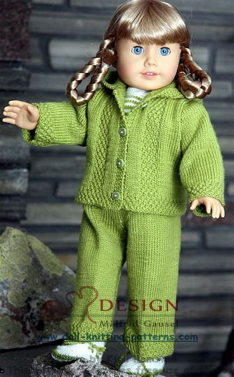 knitting patterns for american dolls patterns for knitted dolls free patterns