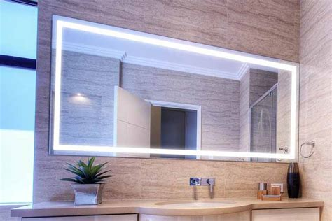 lighted vanity mirrors for bathroom 9 benefits of using led mirrors for your bathroom