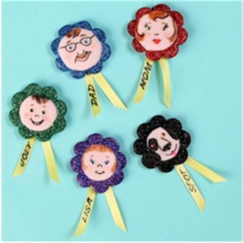 family crafts for family sticks together magnets