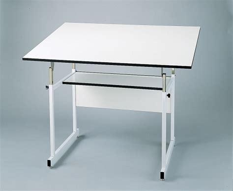 alvin workmaster drafting table alvin drafting table workmaster white base 36x48 alvin