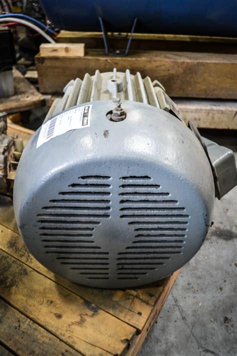 Siemens Electric Motors by Used Siemens 25hp Electric Motor Coast Machinery