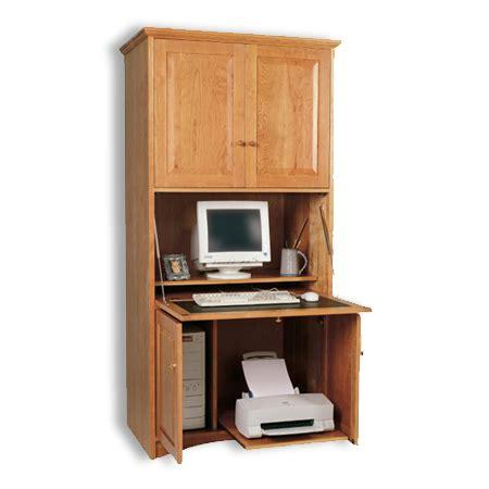 cherry computer armoire cherrystone furniture cherry computer armoire