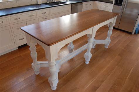 table as kitchen island island bench kitchen table afreakatheart