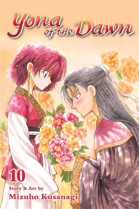 yona of the volume 10