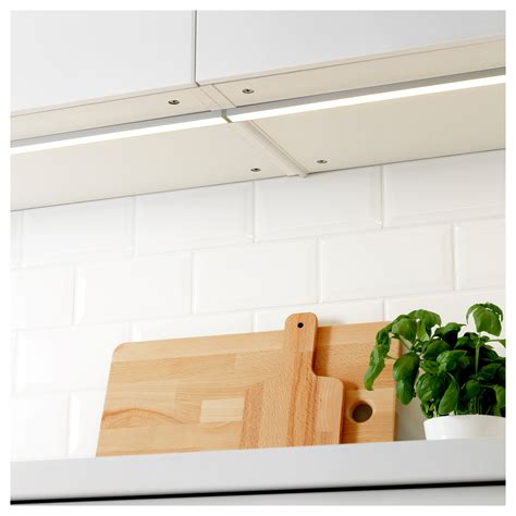 ikea led lighting omlopp led worktop lighting aluminium colour 40 cm ikea