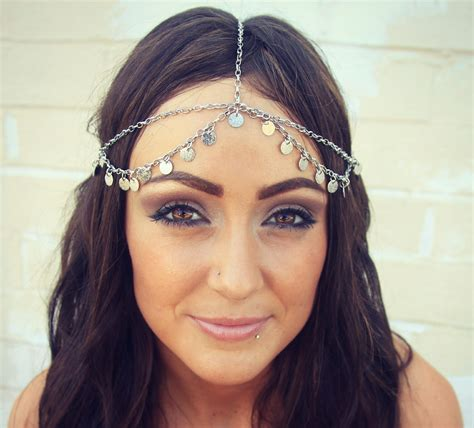 how to make headpiece jewelry stunning amazing chain headpiece jewelry weddings