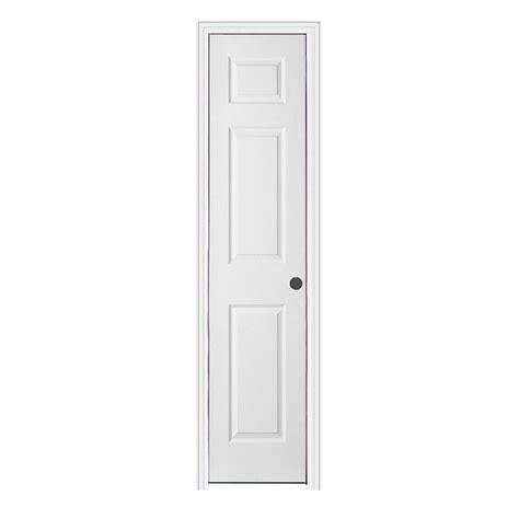 18 prehung interior door jeld wen 18 in x 80 in molded
