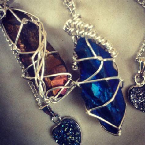 how to make hippie jewelry jewels quartz gemstone boho bohemian