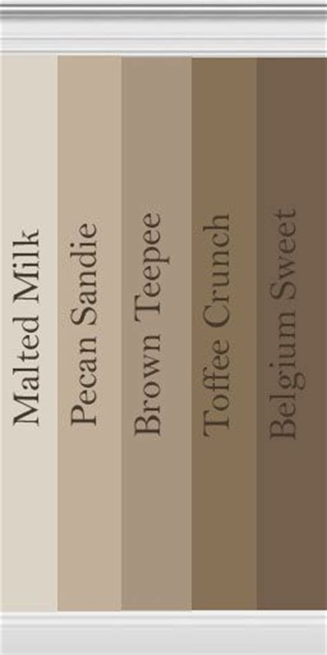 behr paint color codes 17 best ideas about brown paint colors on