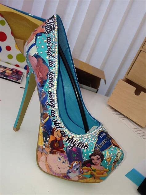 17 Best Ideas About Decoupage Shoes On