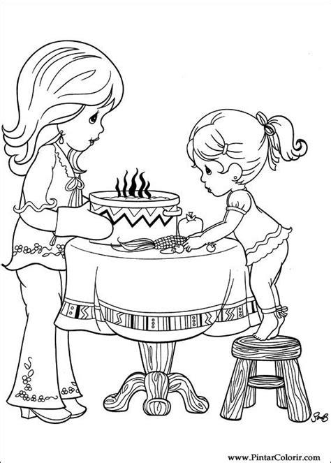 juegos de dora cocinando con su papa dibujos para pintar y color precious moments dise 241 o de
