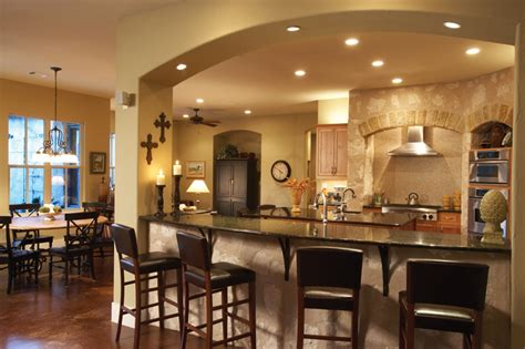 house plans with large kitchen island lake house plan kitchen photo 02 plan 111s 0005 house